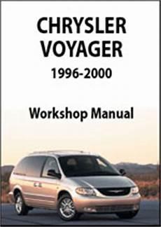 manual repair free 2000 chrysler voyager auto manual chrysler voyager workshop repair manual