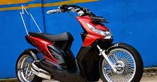 Modifikasi Beat Touring by Modifikasi Honda Beat Buat Touring Thecitycyclist