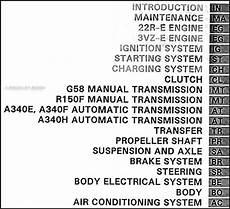 how to download repair manuals 1993 toyota 4runner navigation system 1995 toyota 4runner repair shop manual 2 volume set original