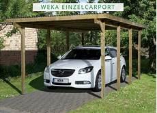 Carport Für 3 Stellplätze - weka einzelcarport 606 gr 2 in 2019 carports ein