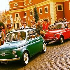 fiat 500 oldtimer forum roma biltur med en vintage fiat 500