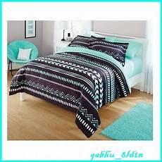 gorgeous tribal comforter set twin full queen grey mint