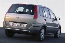 Ford Fusion European Specs Photos 2002 2003 2004