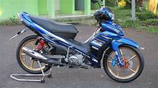 Modifikasi Jupiter Z1 Injeksi by Review Jupiter Z1 Modifikasi Ala Ala Spesifikasi Road