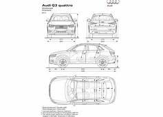 Audi Q3 Interior Dimensions  Сars Blog