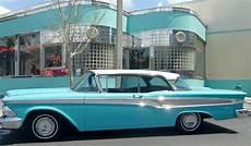 Usa Ford Oldtimer Classic Power Cars Orlando