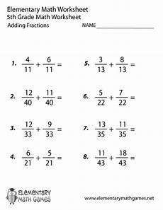 algebra worksheets 5th grade 8308 fifth grade adding fractions worksheet teaching adding fractions worksheets and