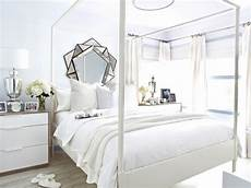 White Bedroom Decor Ideas by White On White Guest Bedroom Makeover Hgtv