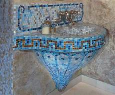 beautiful bathroom sinks decorated with mosaic tiles mosaic tile bathrooms mosaics and sinks