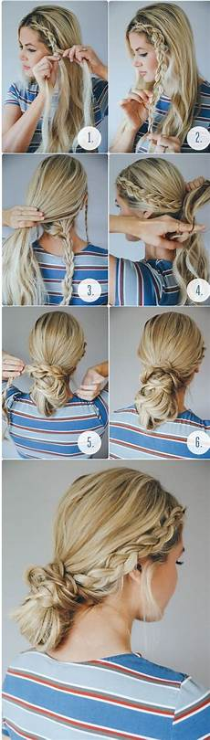 40 easy hairstyles for schools to try in 2016