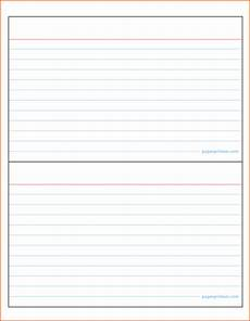 free printable 3x5 index card template index card template cyberuse