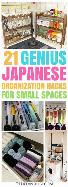 Apartment Organizing Ideas by 21 Genius Japanese Organization Hacks For Small Apartments