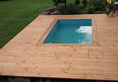 Mini Pool Kaufen - tauchbecken im garten selber bauen haus design ideen