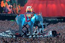 take a tour of the take that circus tour elephant asylum models effects ltd