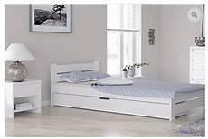 Bett 100x200 Mit Schubladen - einzelbett bettgestell 100x200 wei 223 bettkasten schublade