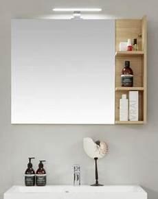 badezimmer spiegel one in eiche asteiche badm 246 bel 79 x