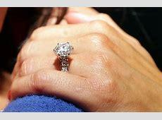 John Cena Proposes to Nikki Bella With Huge Diamond Ring