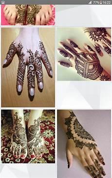 84 Gambar Henna Lebaran Terbaru Tuttohenna