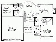 eplan house plans eplans colonial house plan kirkland square feet home