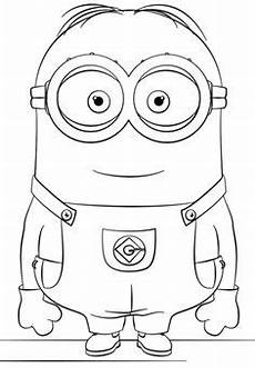 Malvorlagen Minions Cake Kevin Minion Svg Cutting File Minions Svg Cutting