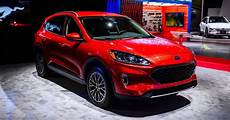 2020 Ford Escape by 2020 Ford Escape Debuts In New York With In Power