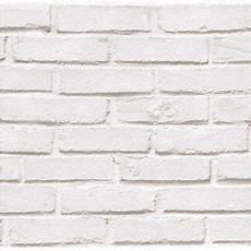 mur brique blanche papier peint papier brique loft blanc leroy merlin deco