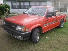 auto body repair training 1987 mazda b series parental controls find used 1987 mazda b2200 se 5 standard cab pickup 2 door 2 2l in seville florida united states