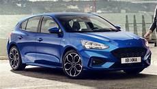 Focus St Mk4 - 2019 ford focus mk4 debuts three styles six trim