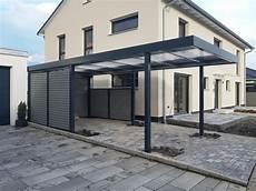 Carports Mit Transparentem Dach Carceffo Moderne