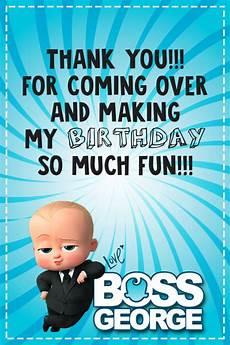 thank you card template baby birthday baby invitation baby birthday free 4x6 thank
