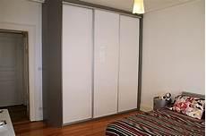 porte coulissante 3 vantaux porte de placard coulissante 3 vantaux menuiserie image