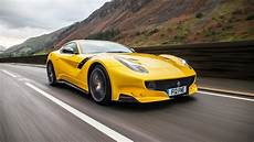 F12 Tdf - f12 tdf review 770bhp hypercar tested in the uk