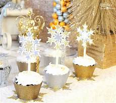 Decorations On by Kara S Ideas Gold Silver Dessert Table