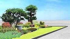 Desain Taman Median Jalan Tukang Taman Surabaya Jasa