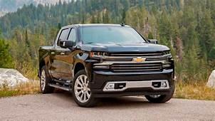 Rines 22 Chevrolet Silverado 1500 High Country 2019