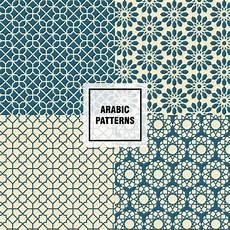 Arabische Muster Malvorlagen Bilder Elegante Arabische Muster Kostenlose Vektor