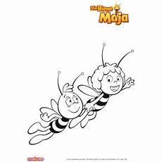 Malvorlagen Biene Maja Und Willi Die Biene Maja Und Willi Sind Einfach Unzertrennlich Das