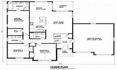 canadian house plans bungalow 3 bedroom house floor plans canadian house plans custom