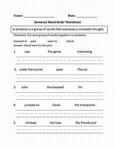 sentence patterns worksheets for grade 3 412 sentence structure worksheets sentence building worksheets sentence building simple