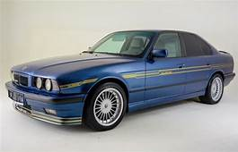 1990 BMW Alpina B10 Bi Turbo 366  Classic 5 Series