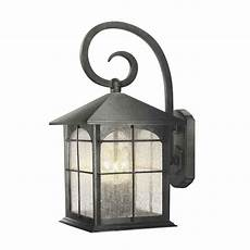 home decorators collection brimfield 3 light aged iron outdoor wall lantern y37030a 151 the