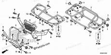honda parts diagram honda atv 2019 oem parts diagram for carrier partzilla