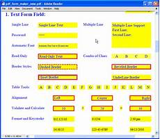 pdfill pdf form maker create fillable and savable pdf