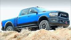 2019 ram 2500 power wagon performance and capability