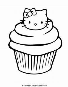 Ausmalbilder Malvorlagen Quark Geburtstags Kuchen Malen