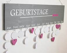 birthday calendar set in s m and l geburtstagskalender