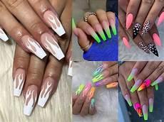 19 neon nail designs top fashion news