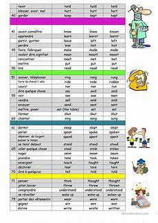 spelling irregular verbs worksheets 22601 77 irregular verbs list worksheet free esl printable worksheets made by teachers