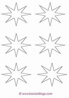 Sterne Malvorlagen Englisch Sternchen Und Sterne Vorlagen Basteldinge