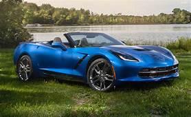 2015 Chevrolet Corvette Convertible 8 Speed Automatic